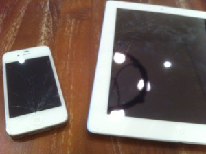 Broken iPad Screen Repair