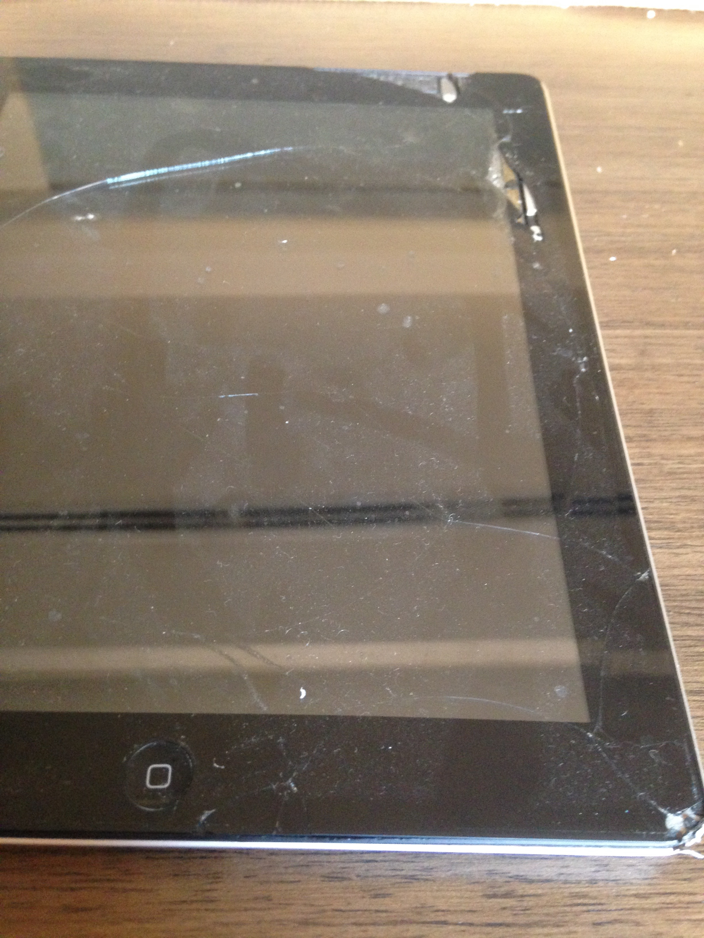 Broken iPad Screen in Abu Dhabi