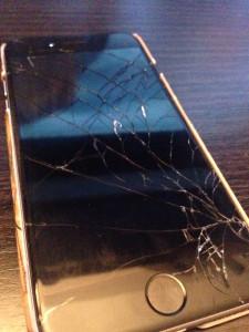 Broken iPhone 6 Dubai