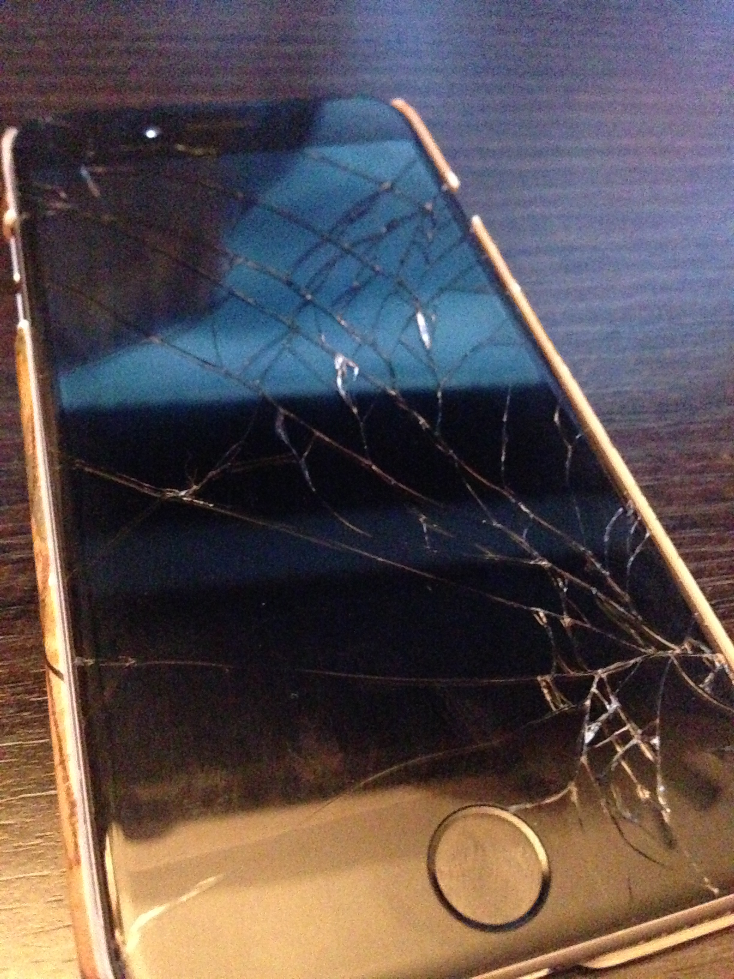 Broken iPhone 6 Needs A Little TLC in Dubai!