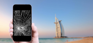 iRepairUAE Cracked iPhone Repair Dubai