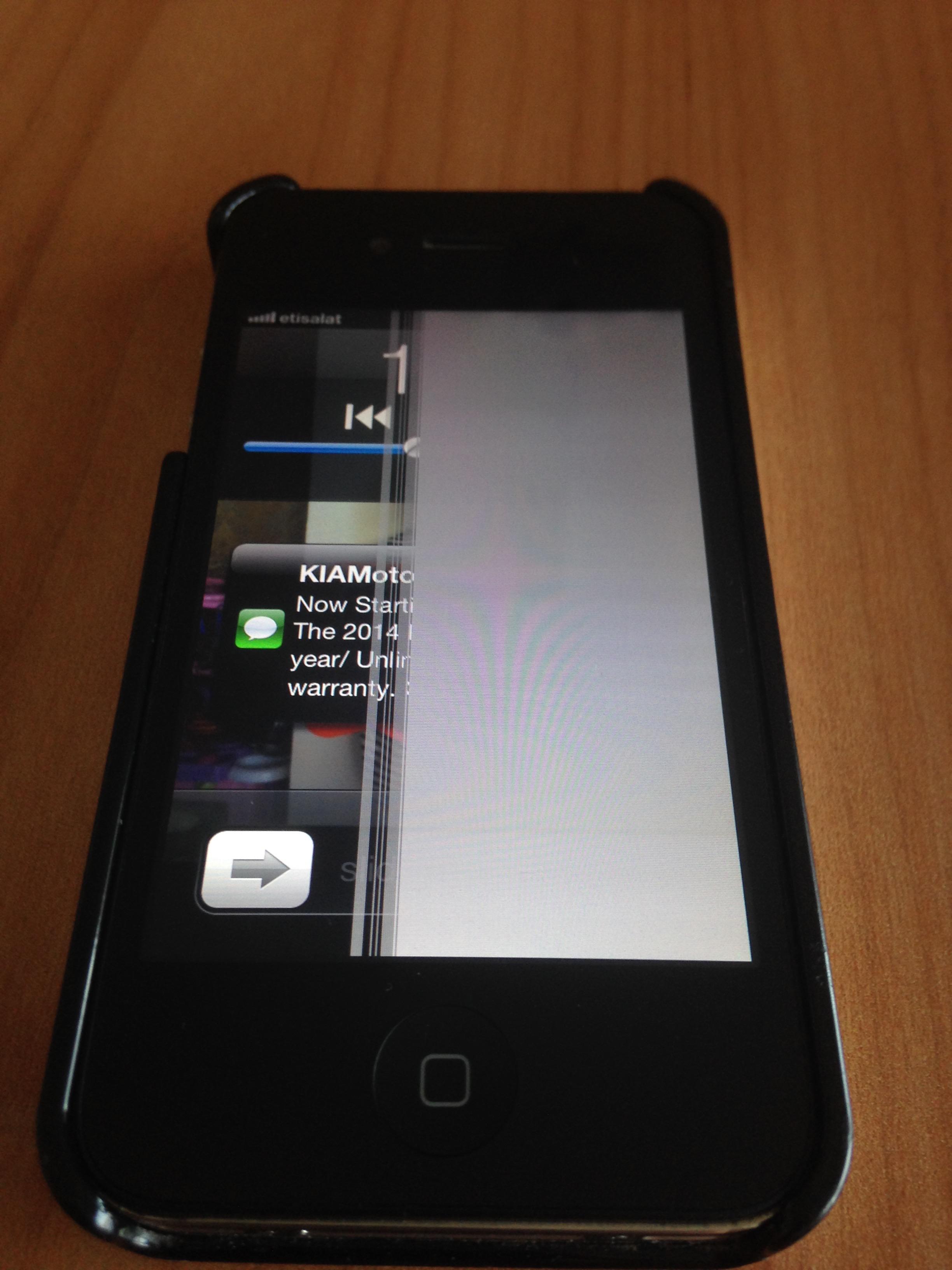 iphone screen repair in Abu Dhabi and Dubai