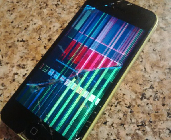 broken screen iphone 6 two iphones and a galaxy all walk into a bar 13702