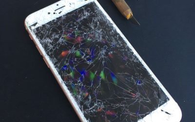 A car ran over my iPhone. Can you help?
