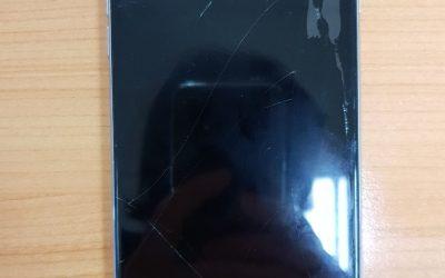 Broken iPhone in Dubai = Tears Rolling Down Cheeks